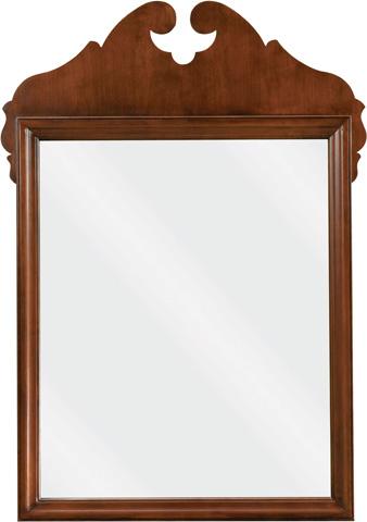 Image of Beveled Rectangular Mirror
