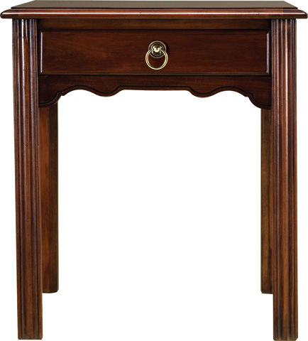 Drexel Heritage - One Drawer End Table - 153-841