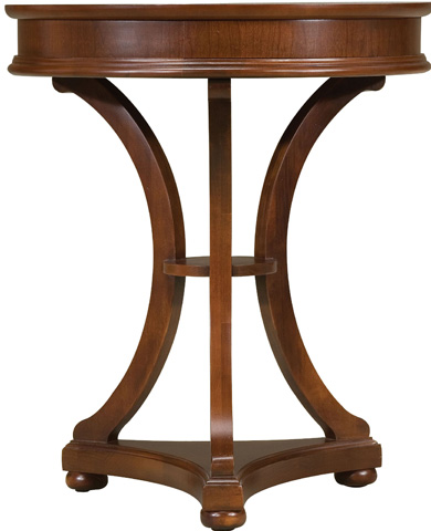 Drexel Heritage - Round Lamp Table - 342-306