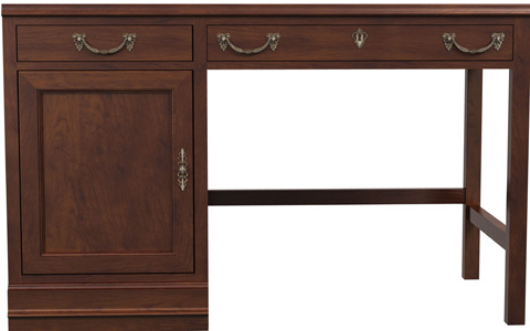 Drexel Heritage - Single Pedestal Desk - 342-910