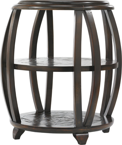 Drexel Heritage - Modern Ming Chairside Table - 583-MIN-03