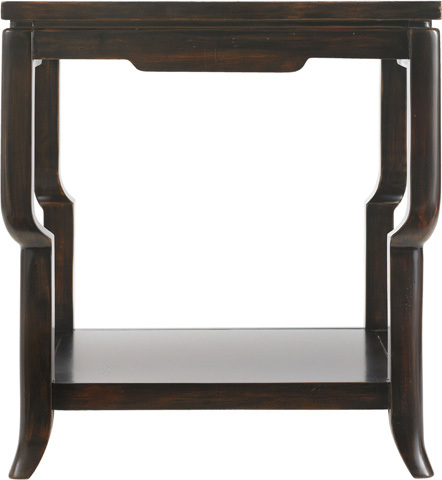 Image of Modern Ming Square Lamp Table