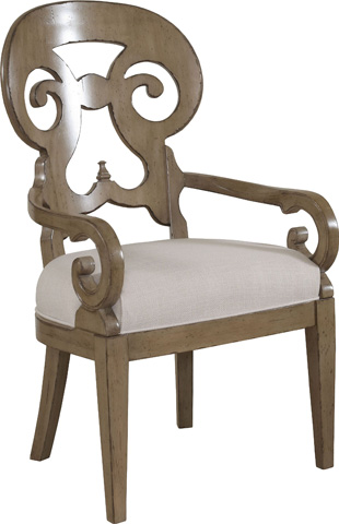 Drexel Heritage - Lynx Arm Chair - 587-722
