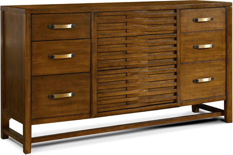 Image of Oriel Nine Drawer Dresser