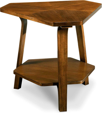 Drexel Heritage - Etch Bunching End Table - 590-841