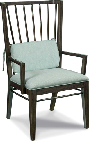 Drexel Heritage - Centennial Spindle Arm Chair - 640-724