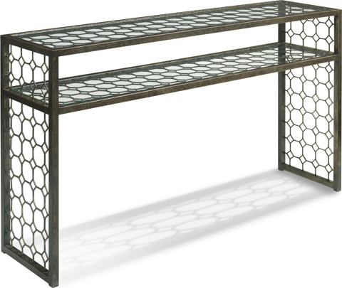 Drexel Heritage - Focal Point Console Table - 640-883