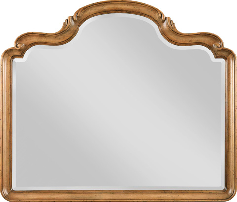 Image of Crown Beveled Mirror