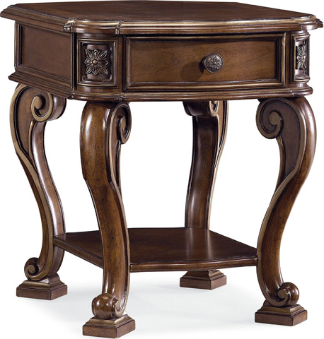 Drexel Heritage - Russo End Table - 875-840
