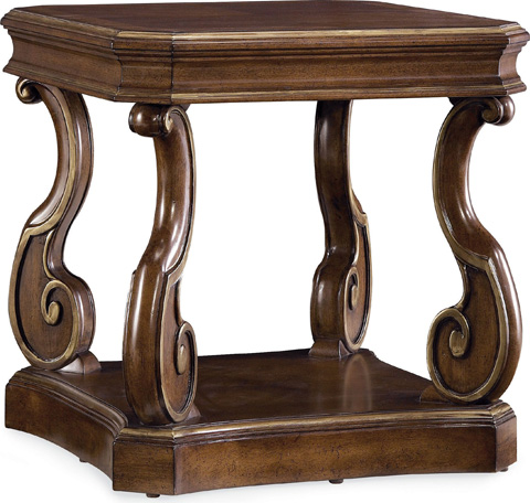 Drexel Heritage - Conti Side Table - 875-841