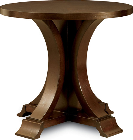 Drexel Heritage - Round About Accent Table - 910-840