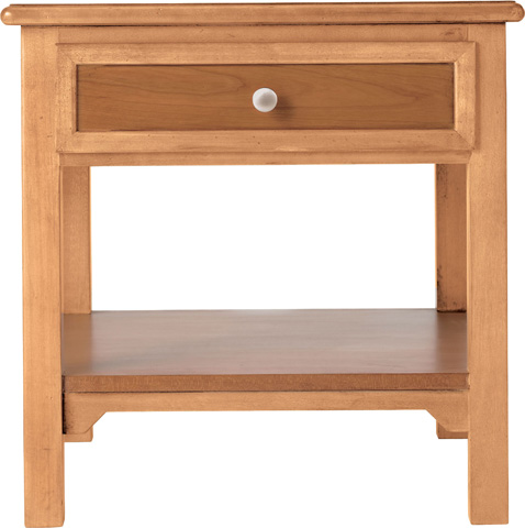 Drexel Heritage - Drawer End Table - 925-840
