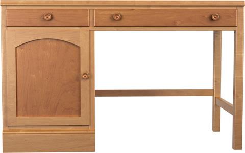 Drexel Heritage - Single Pedestal Desk - 925-908
