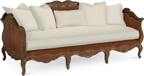Drexel Heritage - Ava Leather Sofa - L1884-S