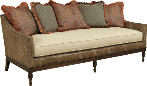 Drexel Heritage - Serafina Leather Sofa - L20117-S