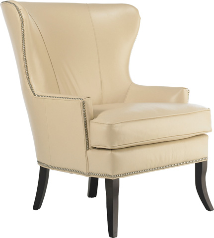 Drexel Heritage - Drake Leather Chair - L583-CH