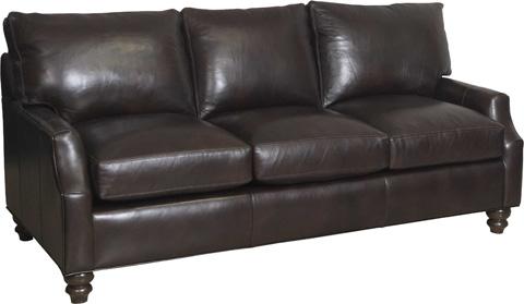 Drexel Heritage - Marcello Leather Sofa - L92-S