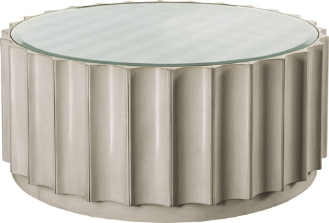 Drexel Heritage - Column Cocktail Table - 226-801