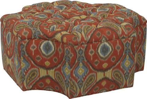 Drexel Heritage - Morgan Ottoman - D20132-OT