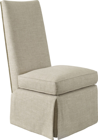 Drexel Heritage - Roxella Armless Chair - D20168-ALC