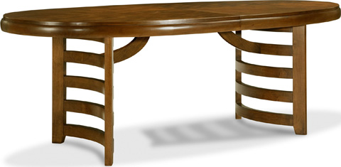Image of Leade Oval Dining Table