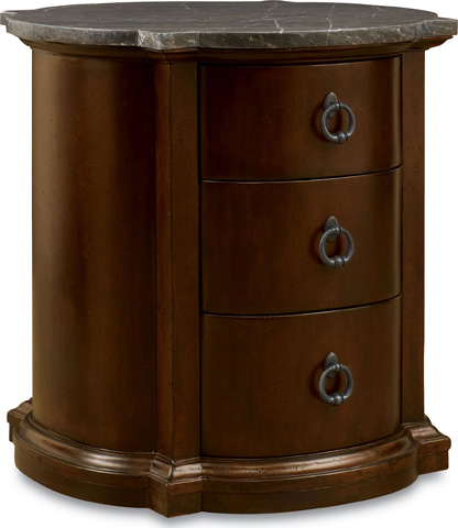 Drexel Heritage - First Class Nightstand - 910-260