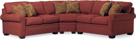 Drexel Heritage - Natalie Sectional - D69 SECT