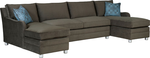 Drexel Heritage - Bays Sectional - D97 SECT