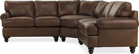 Drexel Heritage - Holloway Sectional - L70 SECT