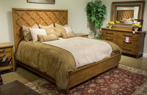 Image of Five Piece King Bedroom Set