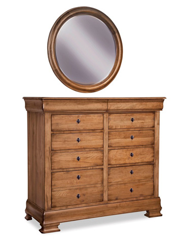 Durham Furniture Inc - Dressing Chest - 112-171