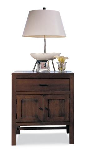 Durham Furniture Inc - Door Night Stand - 258-206