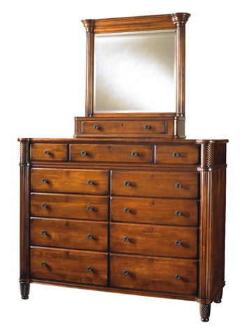Durham Furniture Inc - Dressing Chest - 501-169