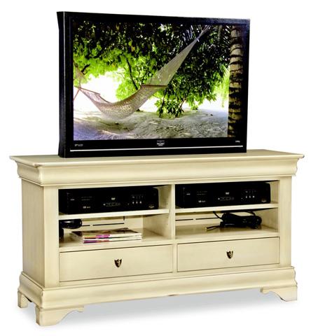 Durham Furniture Inc - Transitional Plasma Console - 900-290C