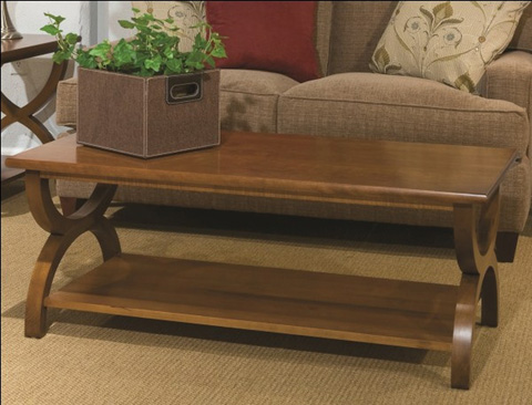 Durham Furniture Inc - Transitional Cocktail Table - 900-503D