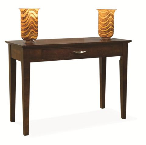 Durham Furniture Inc - Metro Sofa Back Table - 900-562