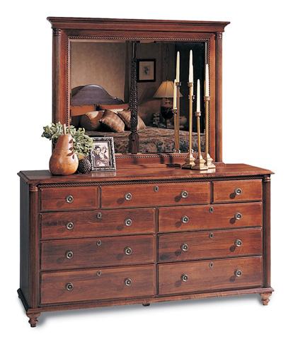Durham Furniture Inc - Triple Dresser - 980-173