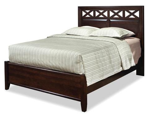 Durham Furniture Inc - Glen Panel Bed - 131-124