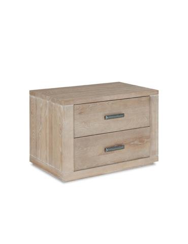 Durham Furniture Inc - Two Drawer Nightstand - 147-202