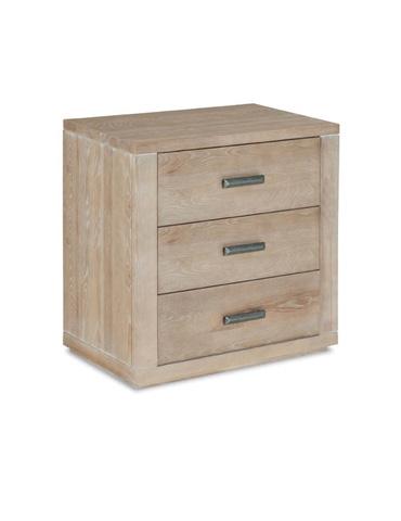Durham Furniture Inc - Three Drawer Nightstand - 147-203