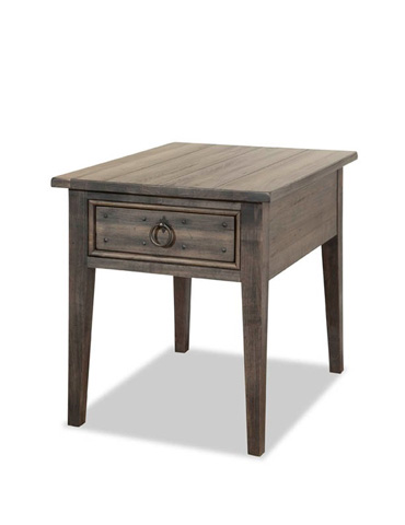 Durham Furniture Inc - Distillery End Table - 401-532M