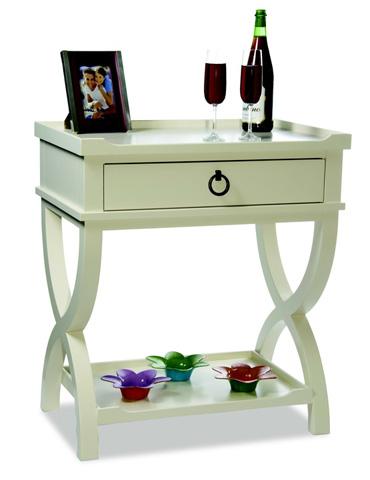Durham Furniture Inc - Desserte Night Table - 900-208