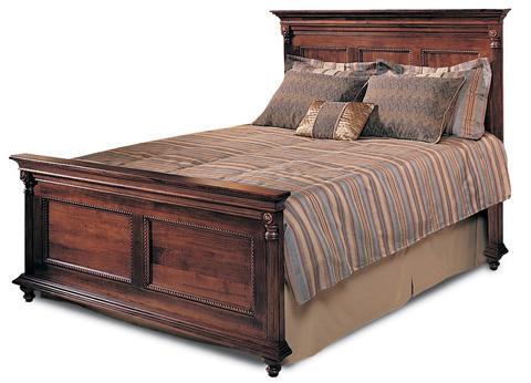Durham Furniture Inc - Panel Bed - 980-134