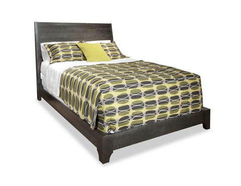 Durham Furniture Inc - King Panel Bed - 151-144