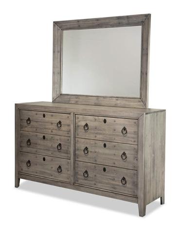 Durham Furniture Inc - Double Dresser - 401-172
