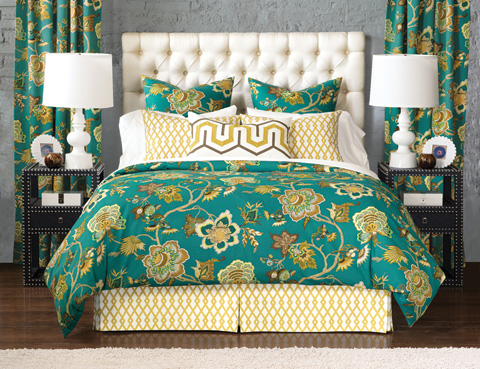 Eastern Accents - McQueen Bed Linen Package - BDQ-351