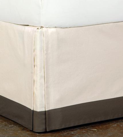 Image of Adler Natural Bed Skirt-King