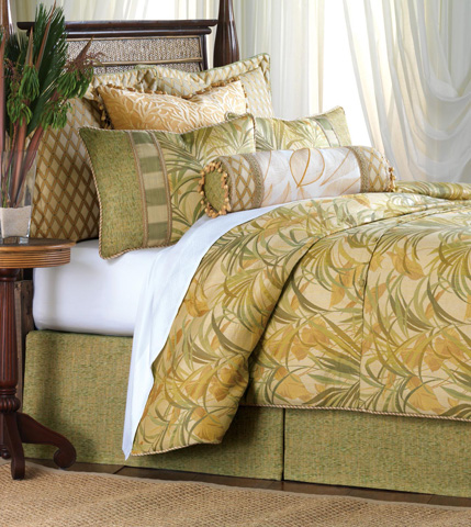 Image of Antigua Bedset -King