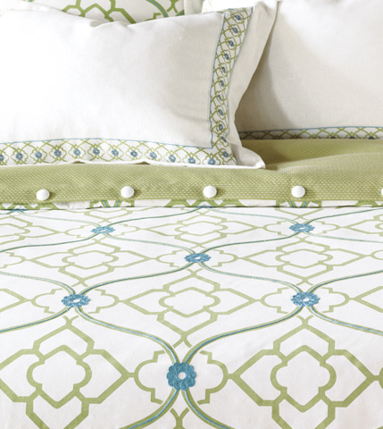 Image of Bradshaw Duvet Cover And Comforter -King