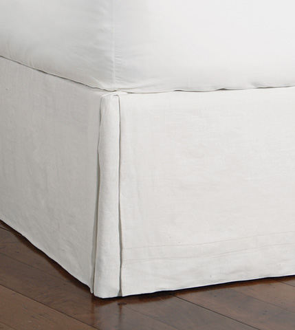 Image of Breeze White Skirt -King